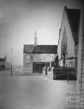 Noad's corner, Bloomfield Road, Odd Down c.1940s