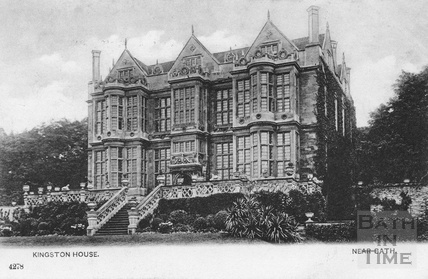 Kingston House, Bradford-on-Avon c.1920s