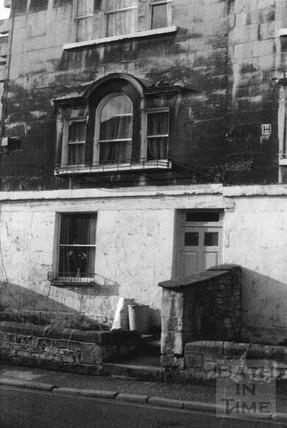 109 Walcot Street, Bath 1960s