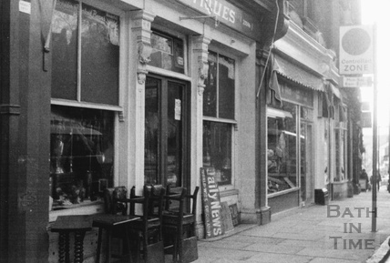Scott Antiques, Walcot Street, Bath 1960s