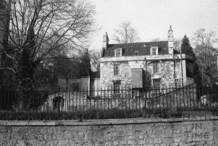 The parish house, St Swithins, Walcot Bath 1960s