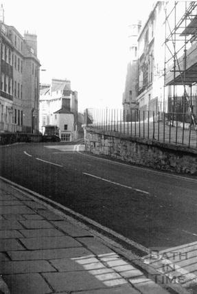 Julian Road, Bath 1960s