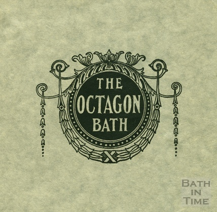 Cover to a brochure for Mallett & son, Octagon Church, Milsom Street, Bath c.1920