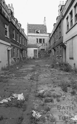 St Anne's Place, 1972