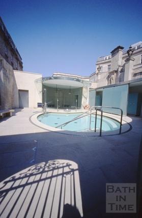 The Cross Bath, August 2003