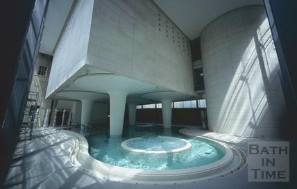 The Minerva Bath, Thermae Bath Spa, 5 June 2003
