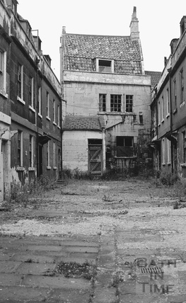 St Anne's Place, 1972