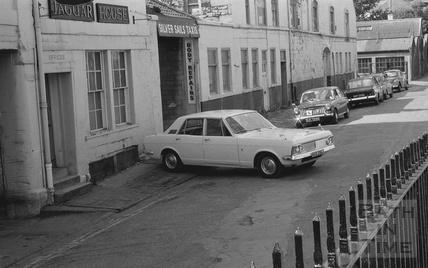 Grove Street 1974
