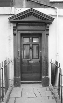 No. 20 New King Street, Bath c.1974
