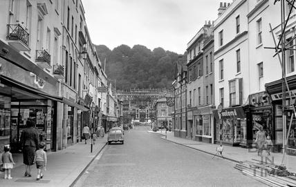 Southgate Street 22 September 1961