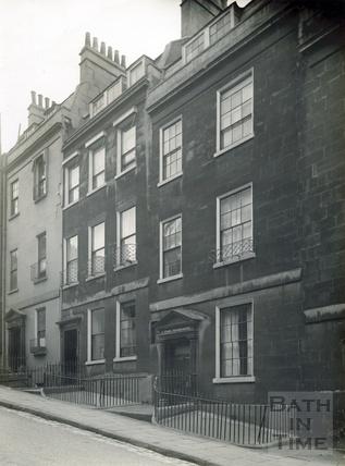 Park Street, Bath c.1940s
