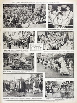 The Coronation of Queen Elizabeth II June 6th 1953