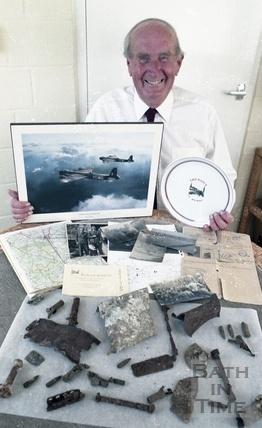 War Hero John Allen of Midford Lane 30 May 1997