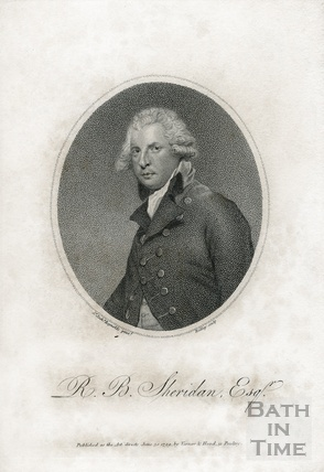 Richard Brinsley Sheridan Esq. 1799
