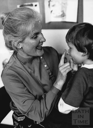 Brenda Beeton, December 1988