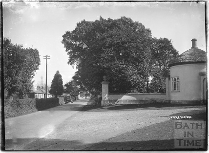 The Round Houses, Mendip Lodge, Upper Langford, Somerset c. 1935