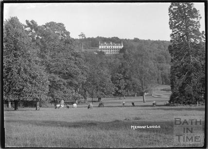Mendip Lodge, Langford, Somerset c. 1935