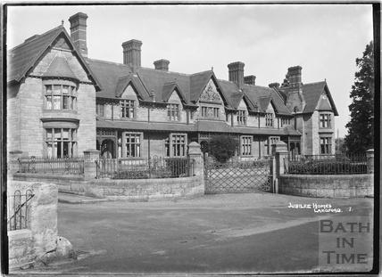 Jubilee Homes, Langford, Somerset No1 c.1935