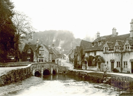 Castle Combe, c.1910
