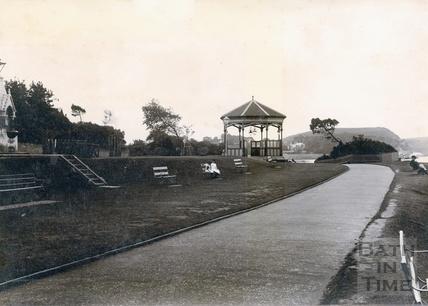 Green Beach, Clevedon 1892