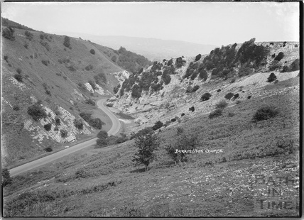 Burrington Combe, Somerset 1934