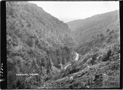 Cheddar Gorge, Somerset c.1935