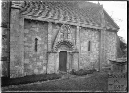 Lullington Church, near Beckington, Somerset c. 13 October 1935