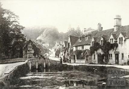 Castle Combe, 1892