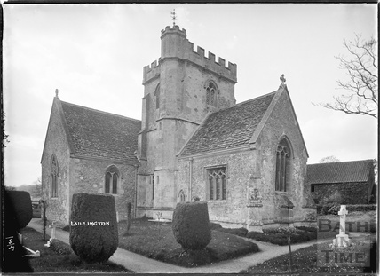 Lullington Church, near Beckington, Somerset 3 May 1939