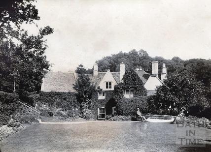 Dr Sudlows (?) House, Castle Combe 1892