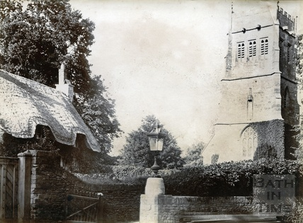 Grittleton Church 1892