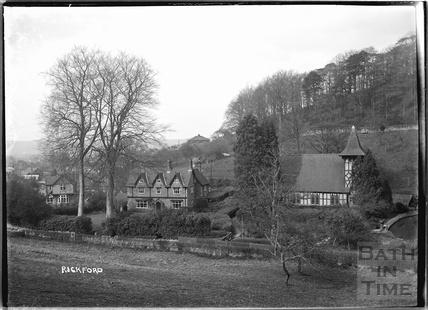 Rickford near Burrington, Somerset March 1935