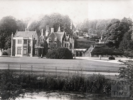 The Manor House, Castle Combe, 1892