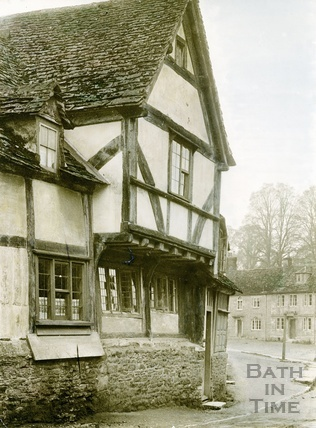 Lacock, Wilts, c.1910