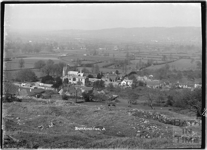 View of Burrington No.3 Somerset March 1935
