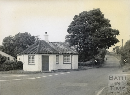 Turnpike at Shipham c.1950s