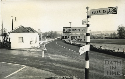 Burnett Lane Turnpike c.1950s