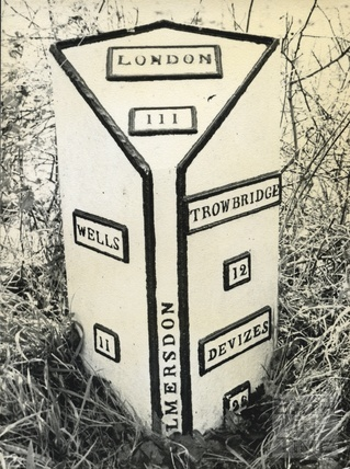 Kilmerston Turnpike (Radstock & Buckland Turnpike Trust) c.1950s
