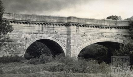 Avoncliff Aqueduct c.1950