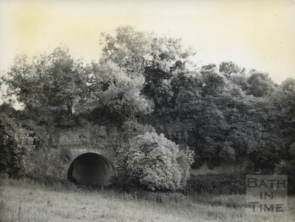 The Aqueduct at Dunkerton c.1950s