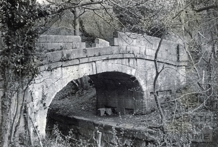 Accommodation Bridge at Southstoke c.1950s