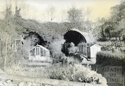 The Aqueduct at Coleford c.1950s
