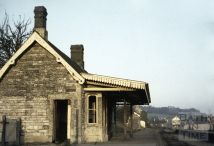 Wellow station November 1967