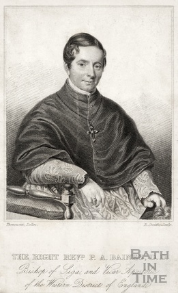 The Right Revd. P. A. Baines, D.D.  (1786 - 1843)