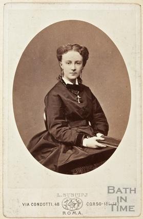 Lady Margaret Carnegie c.1870