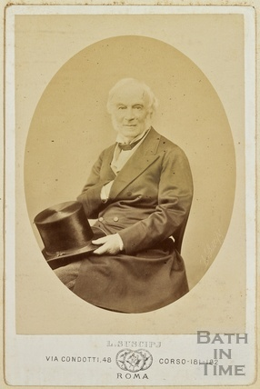 8th Earl of Northesk c.1870