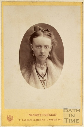Lady Margaret Carnegie c.1871