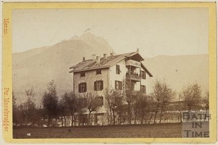 Villa Maja, Meran Italy c.1871