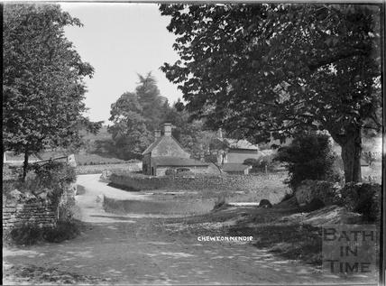 Rural scene, Chewton Mendip c.1930s