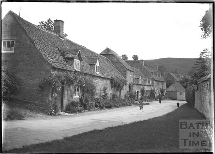 The Old Tudor House, Broadway, Worcestershire, c.1930s